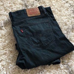 Men's Levi's 527 jeans